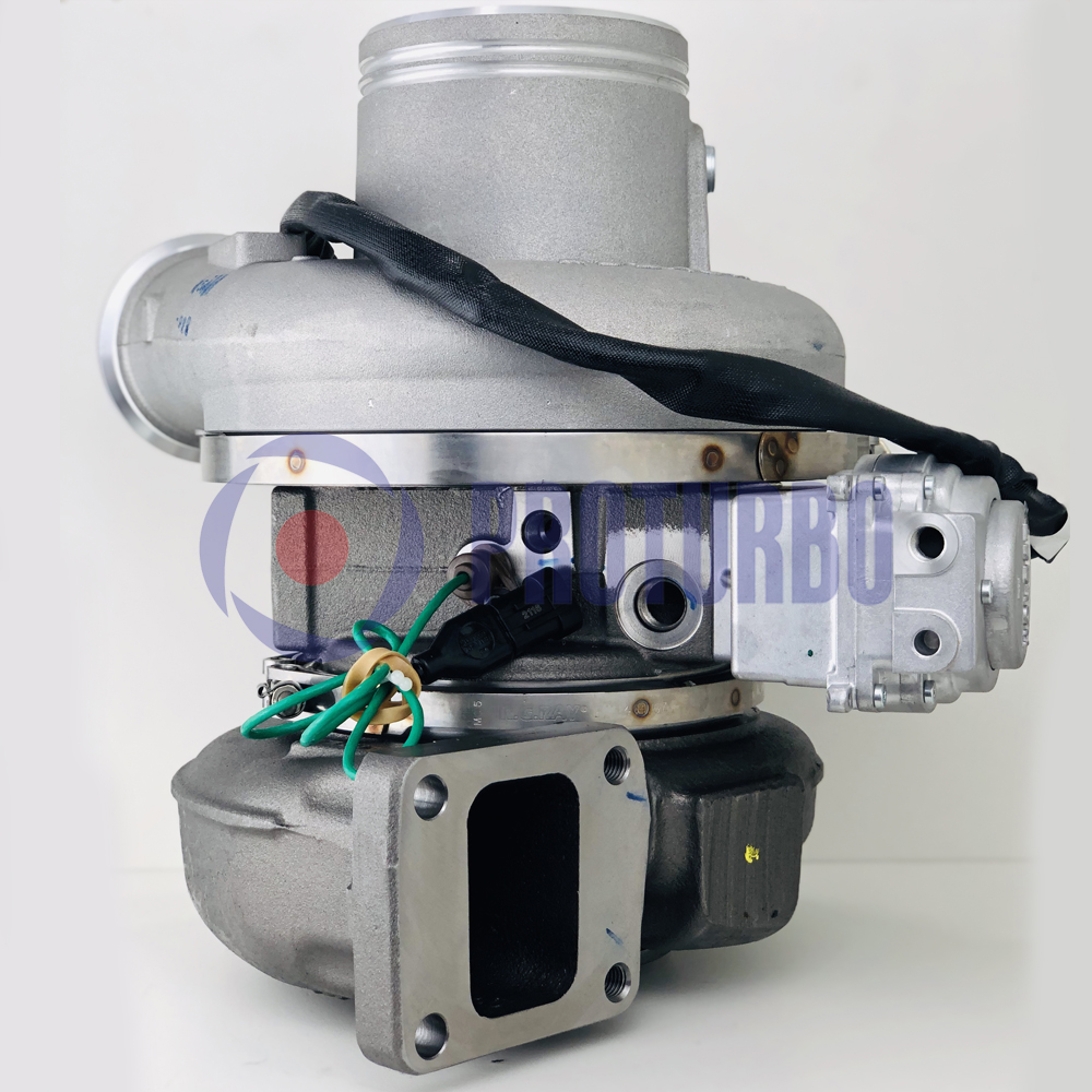 New Cummins ISX Turbocharger With VGT Actuator 4309076 – ProTurbo US