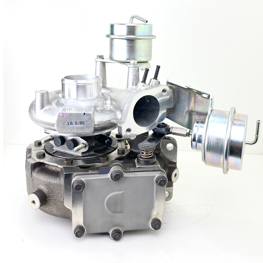 2007-2012 Acura RDX NewTurbocharger 49389-01043- ProTurbo US