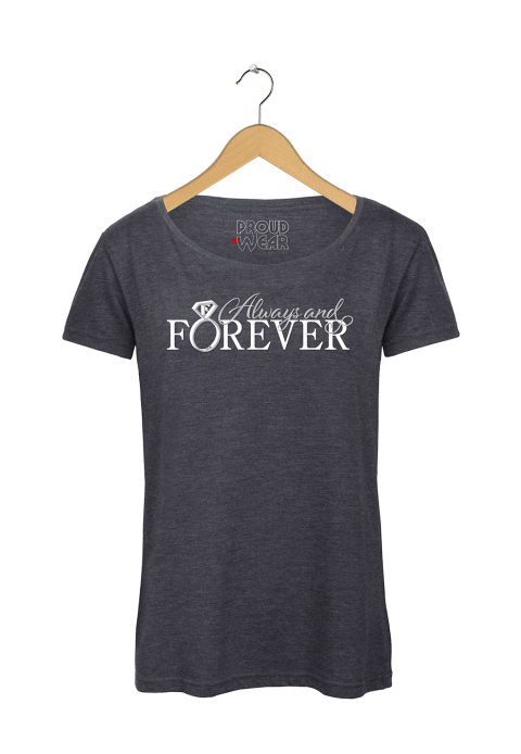 """Feyenoord T-shirt """"Always and Forever"""""""