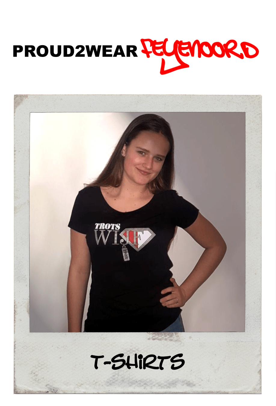 Red Label WOMEN Category T-shirts