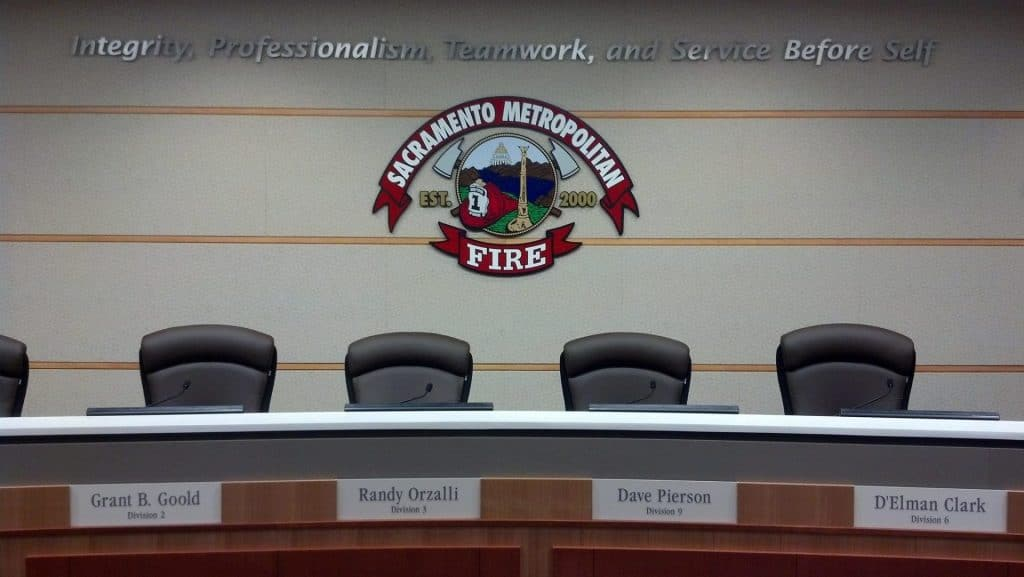 Sac Metro Fire - Main Headquarters