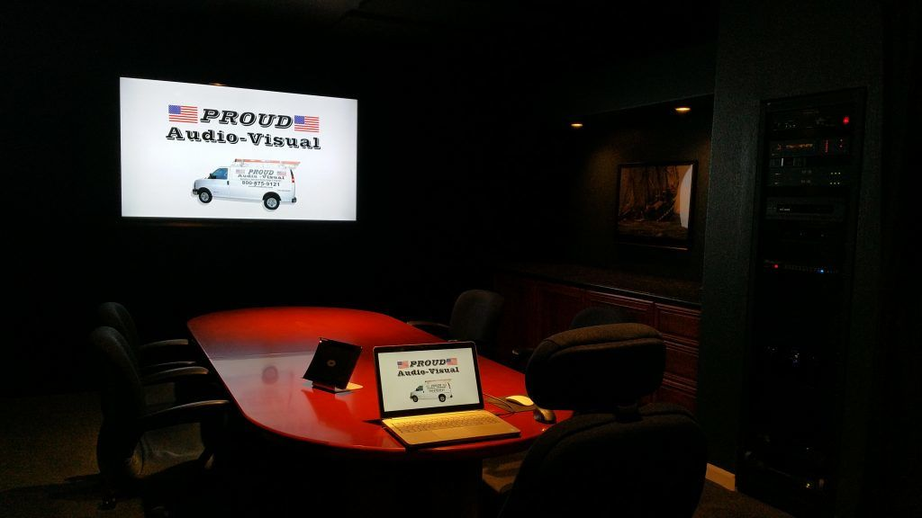 Demo Presentation Theater - Proud Audio Visual