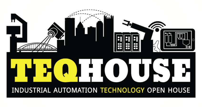 TEQhouse industrial automation open house Pittsburgh