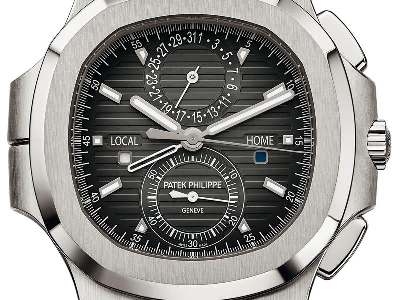 patek philippe chronograph  nautilus