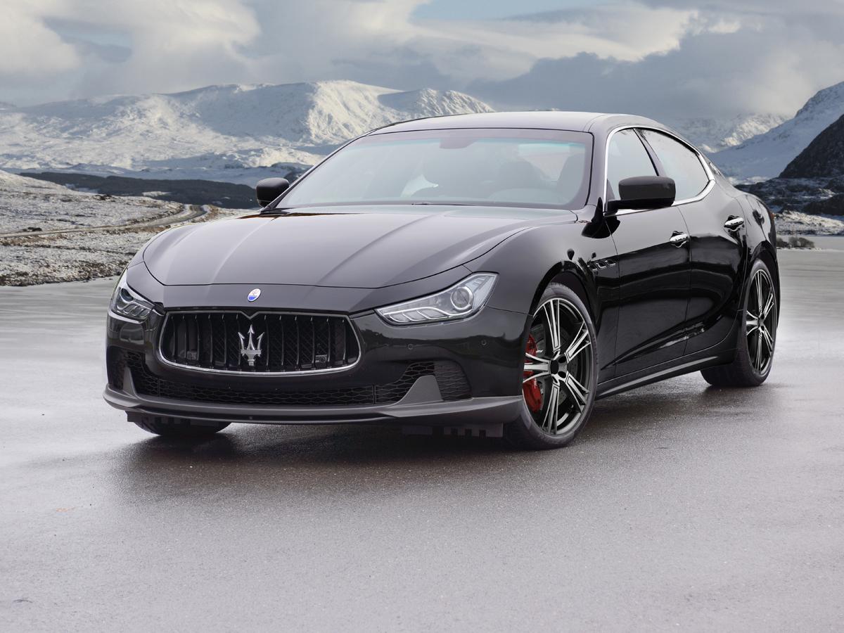Exklusive MANSORY Veredelung für den Maserati Ghibli - Proudmag.com