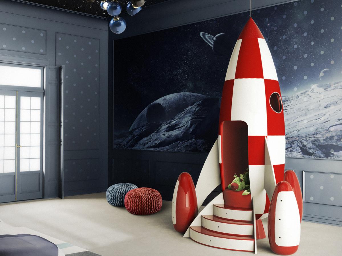 Die Luxus-Möbel von Circu fürs Kinderzimmer - Proudmag.com