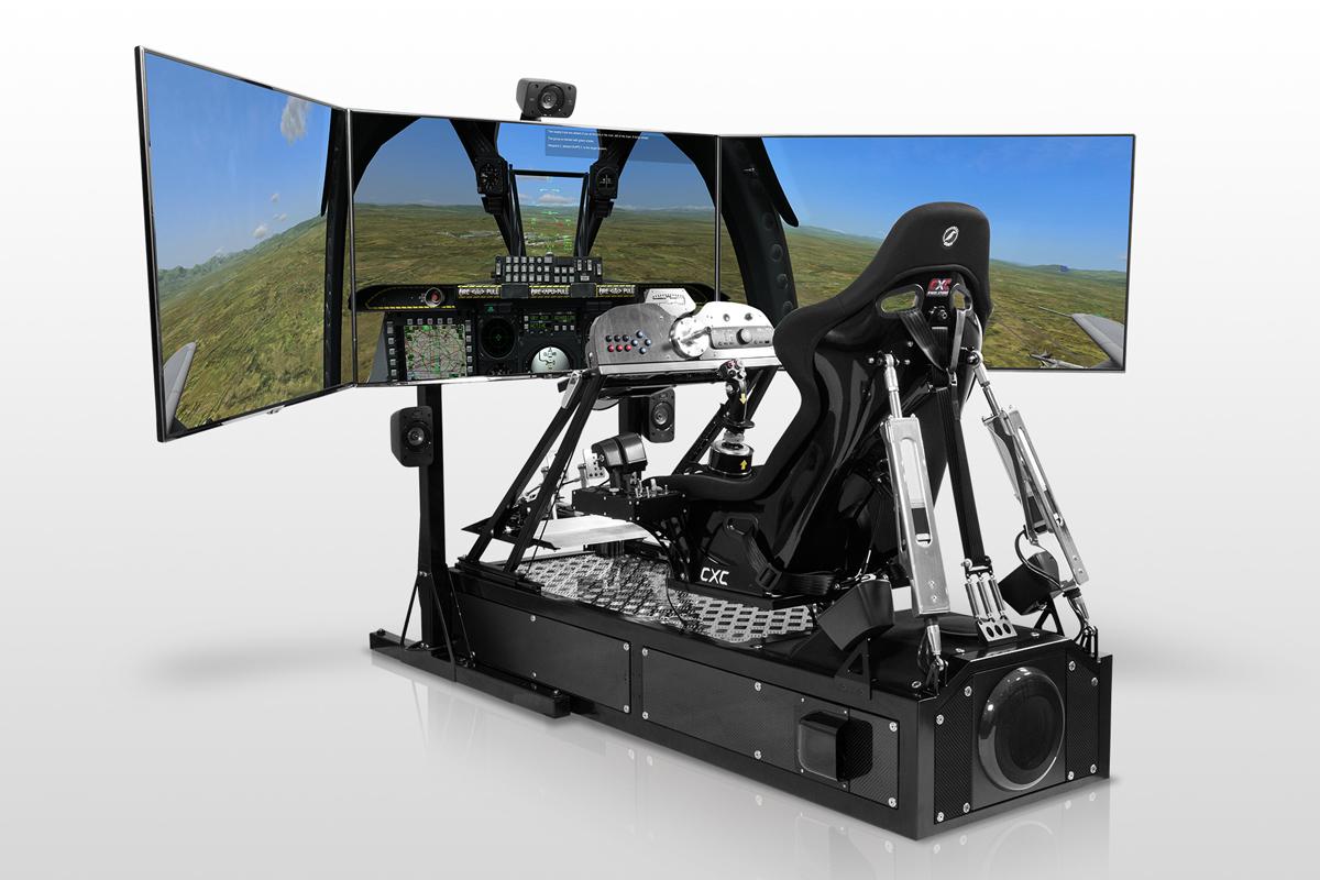 der racing simulator ist ein weihnachtsgeschenk f r kinder. Black Bedroom Furniture Sets. Home Design Ideas