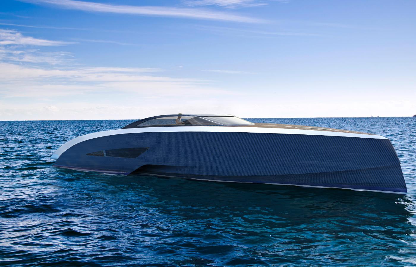 bugatti und palmer johnson bauen eine luxus yacht. Black Bedroom Furniture Sets. Home Design Ideas