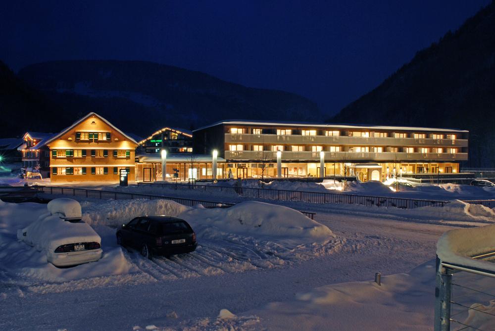 hotel resort österreich spa wellness urlaub natur ferien