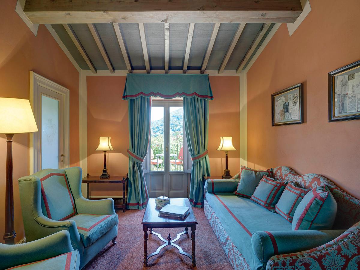 luxusuiten luxushotels luxusvillen italien toskana