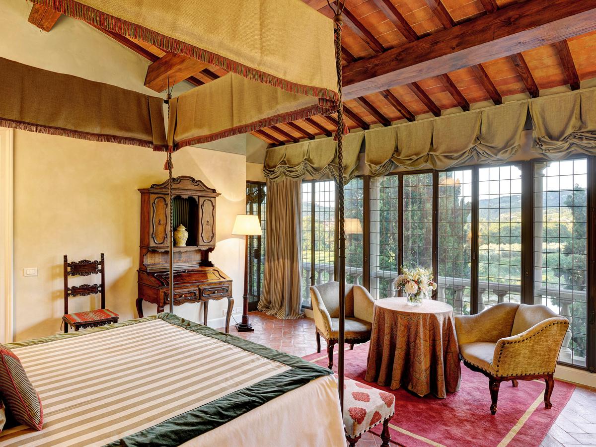 luxushotel italien luxusvilla toskana wein weine
