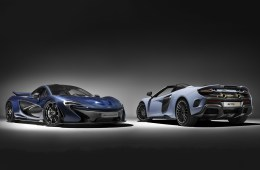 mclaren-p1 mclaren-675lt-spider neue modelle mclaren autosalon genf 2016