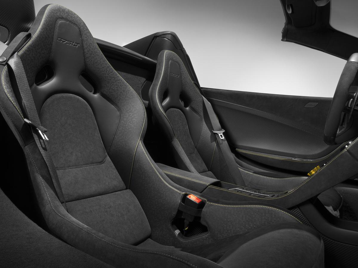 mclaren 675lt spider sportwagen neuheiten automobilsalon genf 2016 neue modelle