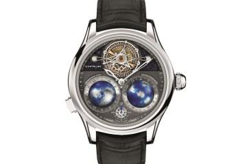 montblanc uhr uhren chronograph manufaktur schweiz schweizer uhren