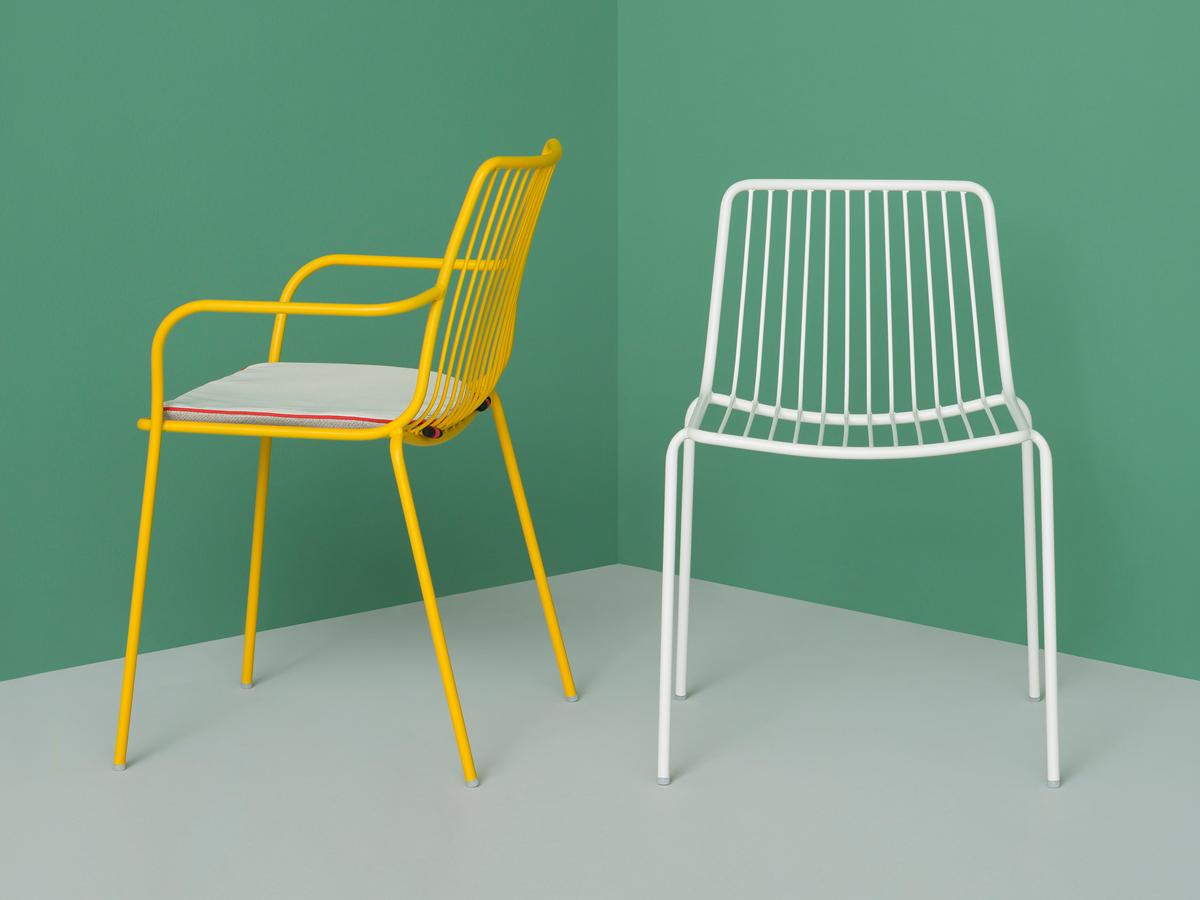 die neue outdoor m bel kollektion von pedrali. Black Bedroom Furniture Sets. Home Design Ideas