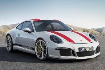 porsche 911 r limitiertes sondermodell neuheit neues modell autosalon genf