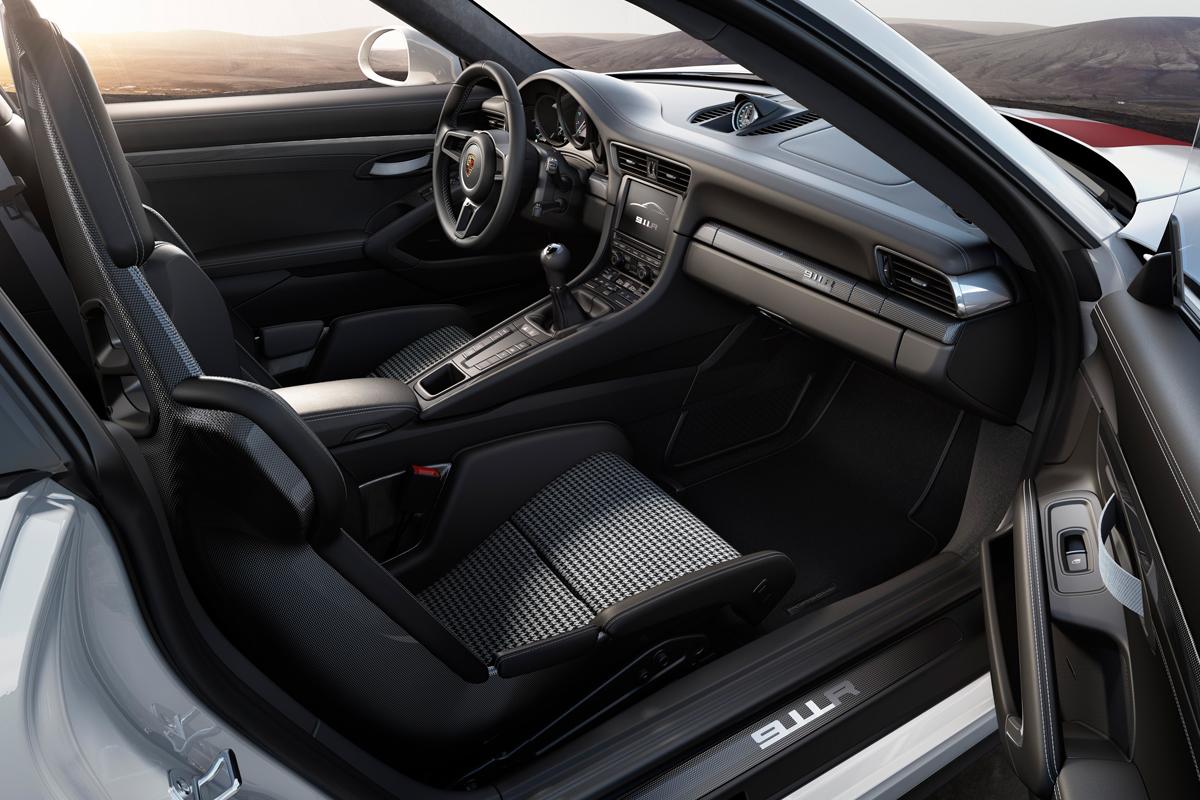 porsche 911 r limitiert sondermodell neuheit autosalon genf 2016