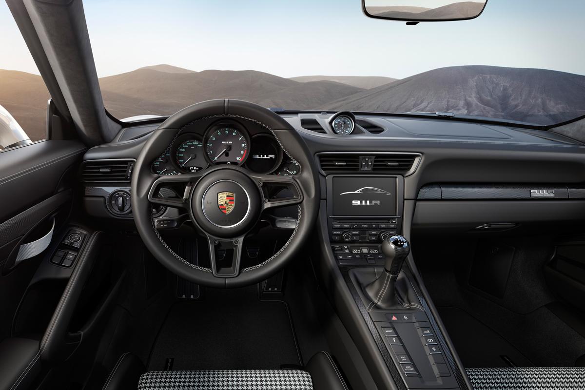 porsche 911 r limitiertes sondermodell neuheit modelle automobilsalon genf 2016