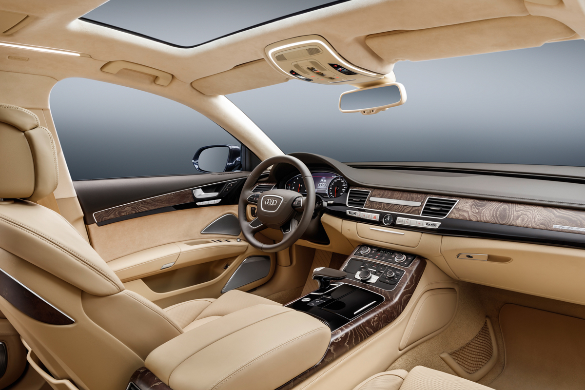 audi a8 limousine premium luxus sondermodelle sonderanfertigung langversion