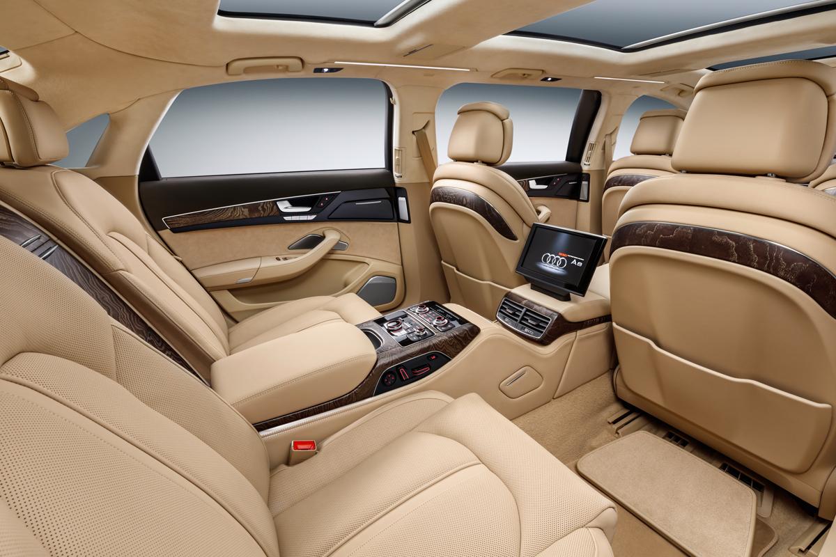 audi a8 limousine premium luxus sondermodell sonderanfertigungen langversionen