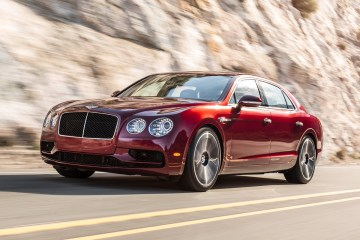 bentley luxuslimousine flying spur v8 s leistung performance