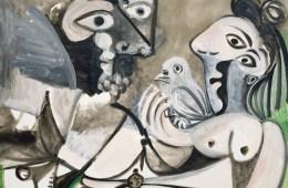 pablo picasso ausstellung bilder werke gemälde museum fondation beyeler