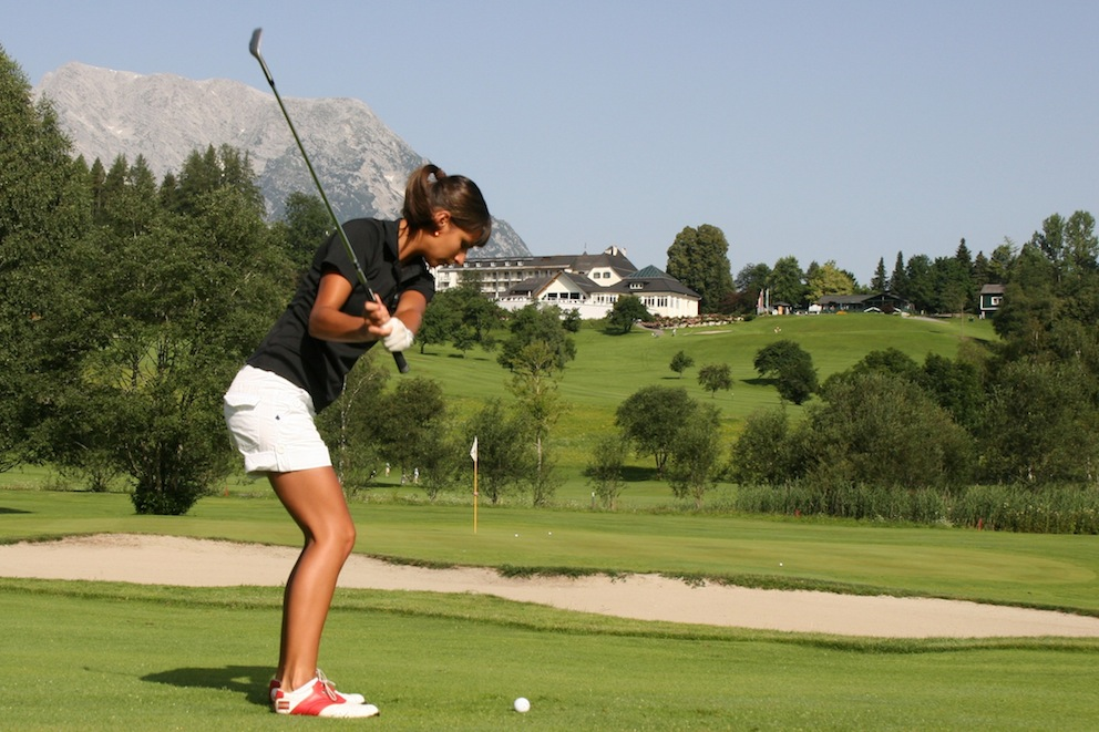 Romantik Hotel Schloss Pichlarn Golferin