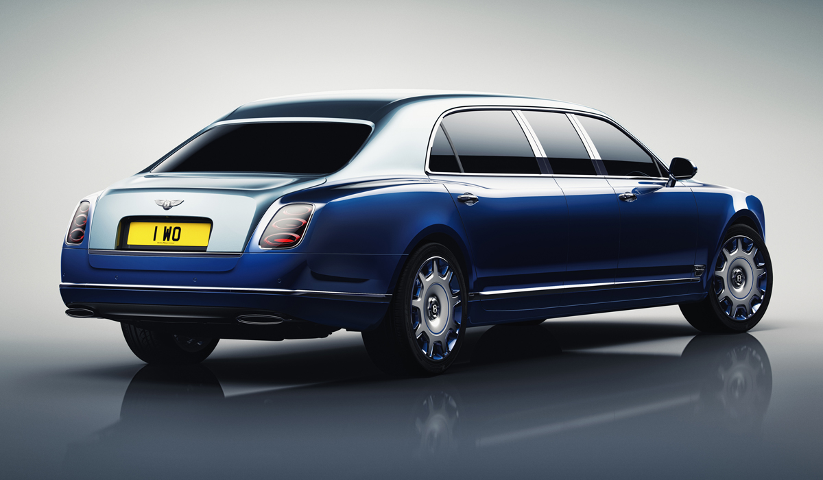 bentley mulsanne grand limousine mulliner luxuslimo luxus-limousine modell modelle