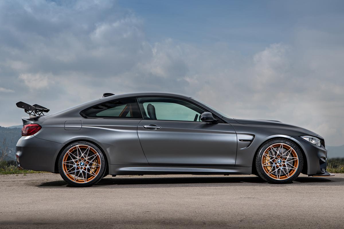 2020 BMW M4 Gts Exterior