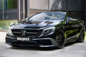 brabus mercedes modell modelle achtzylinder cabrio cabriolet luxus biturbo
