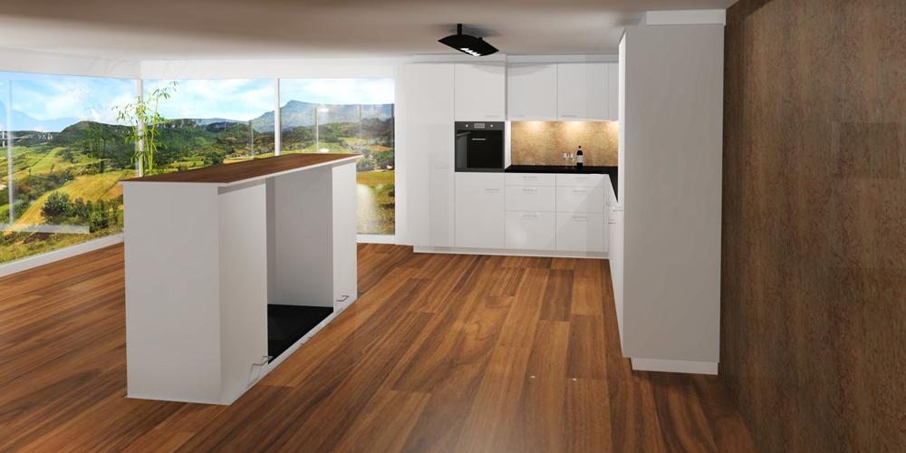 designermöbel küchen hersteller schweiz designmöbel versenkbare möbel tv-möbel