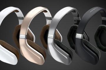 kopfhörer magnat pininfarina design premium luxus modelle farben farbvarianten fernbedienung trendfarben