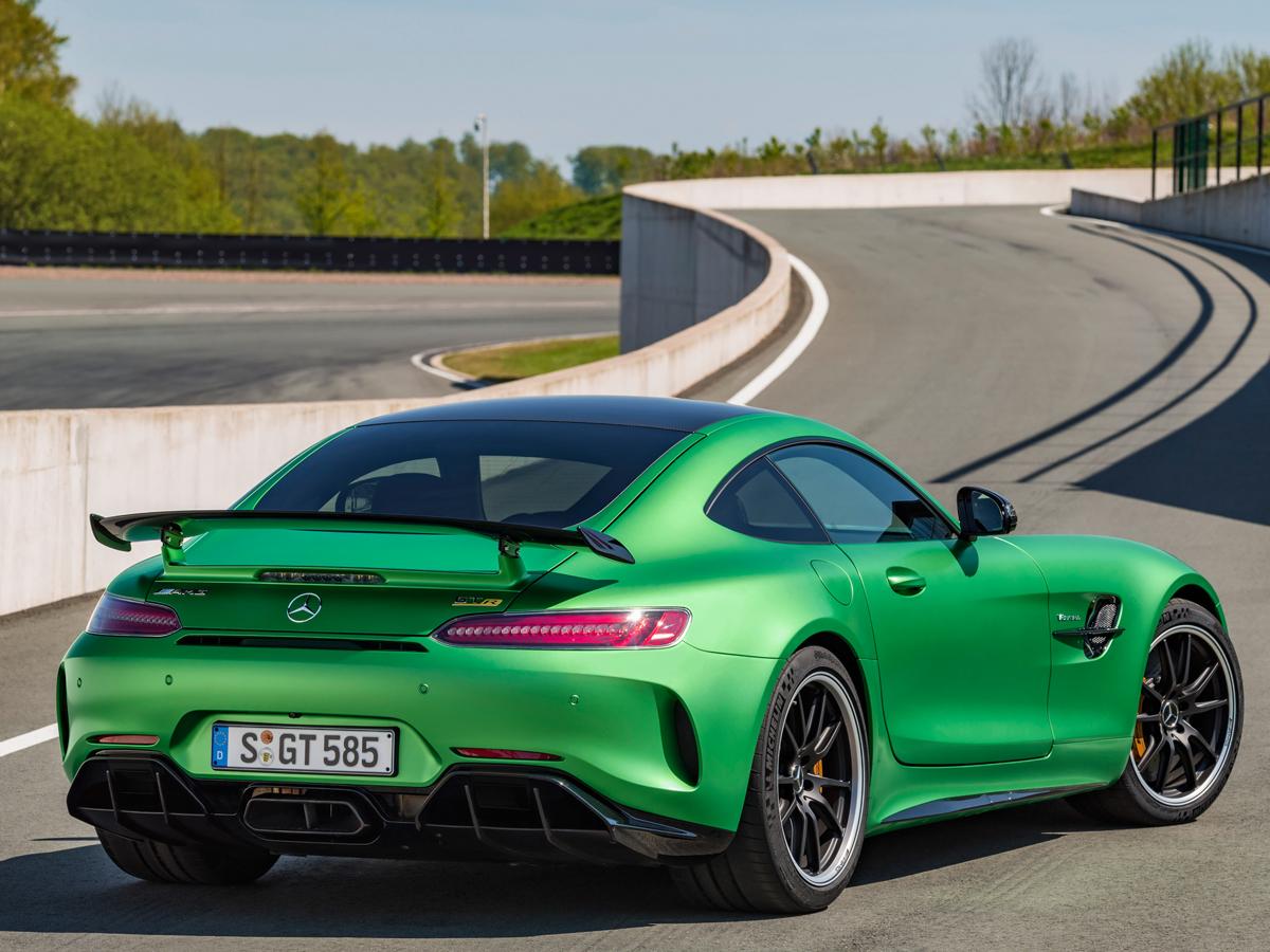 mercedes amg gt sportwagen neuentwicklungen technologie serienfahrzeug design performance