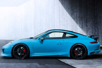 techart porsche tuning veredelung leistungssteigerung powerkit 911 carrera-s turbo-s