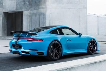 techart porsche tuning veredelung leistungssteigerung powerkit 911 carrera-s turbo-s