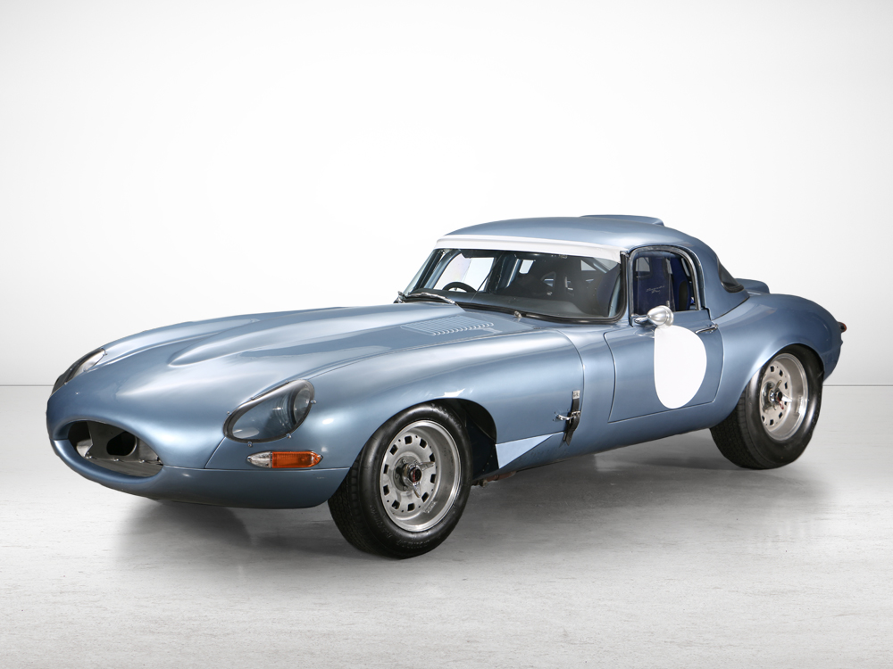 Auctionata_Jaguar E-Type Lightweight, Recreation, Baujahr 1962