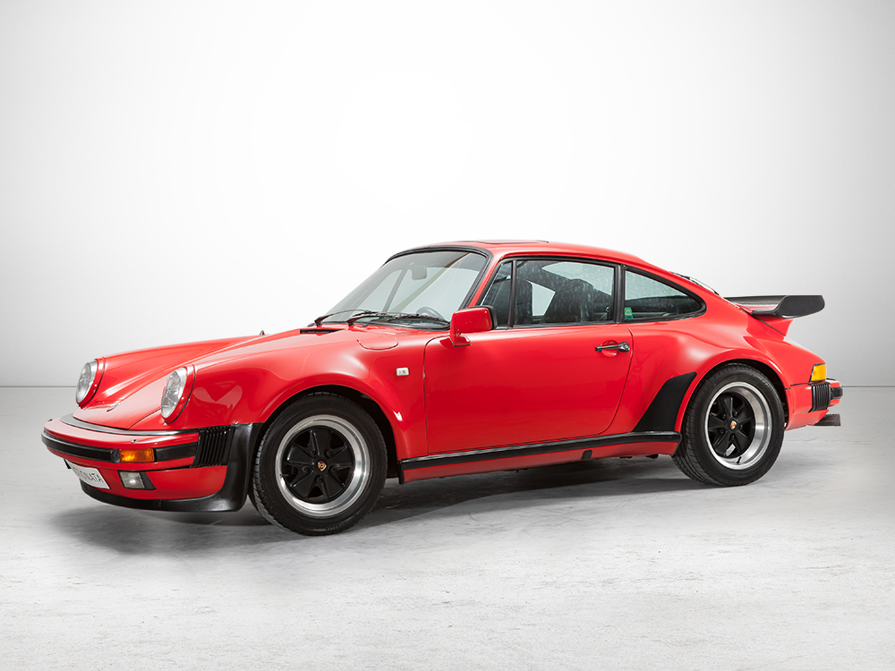 Auctionata_Porsche 911, 930 Turbo 3,3 Coupé, Baujahr 1978
