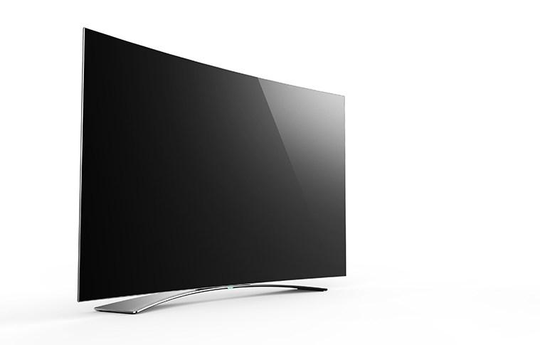 tv geräte modelle 4k auflösung curved tv-modelle 75 zoll neuheit neuheiten ifa
