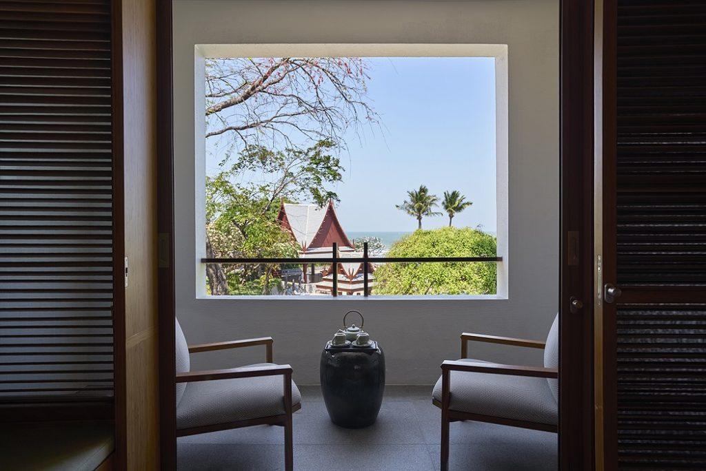 Chiva-Som Ocean Room Ausblick
