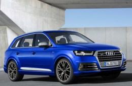 audi sq7 tdi suv diesel motor performance modell modelle basismodell ausstattung preis