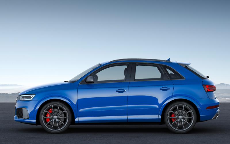 audi rs q3 performance suv modell modelle topmodell allrad allradantrieb quattro