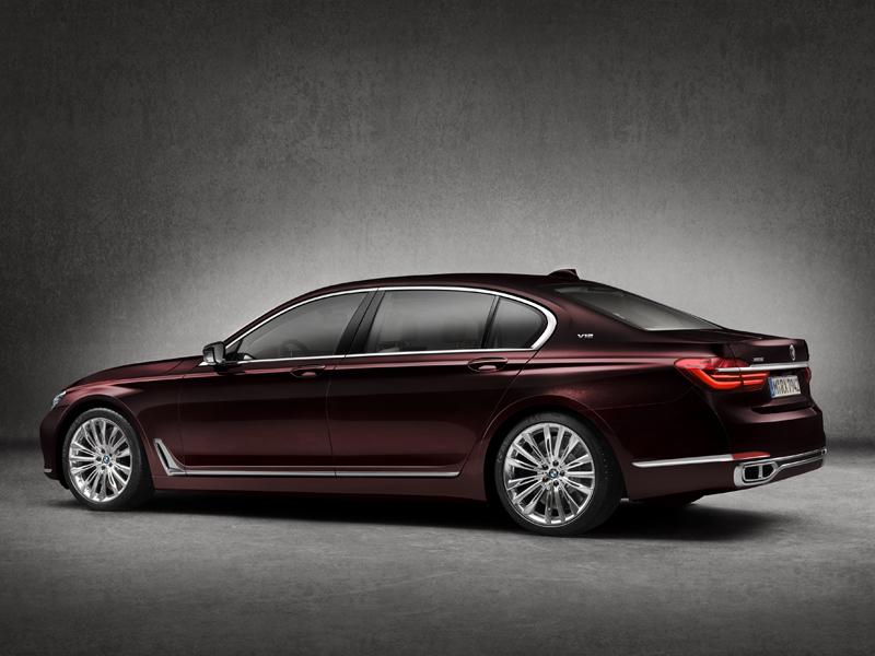 bmw m760li xdrive topmodell topmodelle limousine luxuslimousine luxuslimousinen