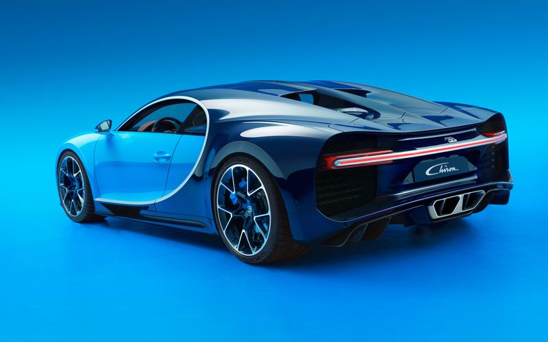 bugatti chiron luxus sportwagen supersportwagen topspeed seriensportwagen