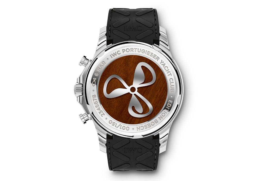 iwc-schaffhausen iwc uhren uhr uhrenmanufaktur schweiz sonderedition limitiert chronograph