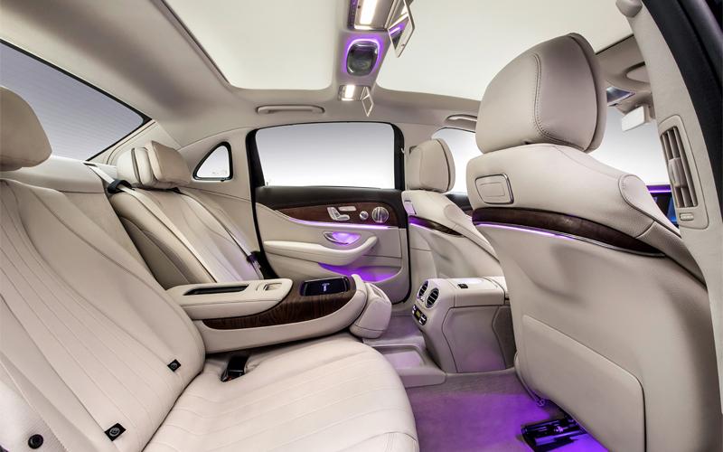 mercedes-benz mercedes limousine luxuslimousine langversion luxus limousinen
