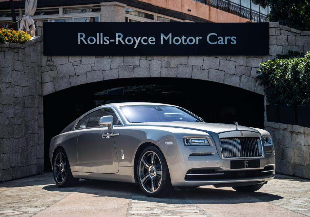rolls-royce wraith dawn modelle sondermodelle drophead coupé unikate costa smeralda