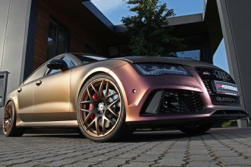 audi rs7 tuning tuner veredelung veredelt chiptuning pp-performance folierung