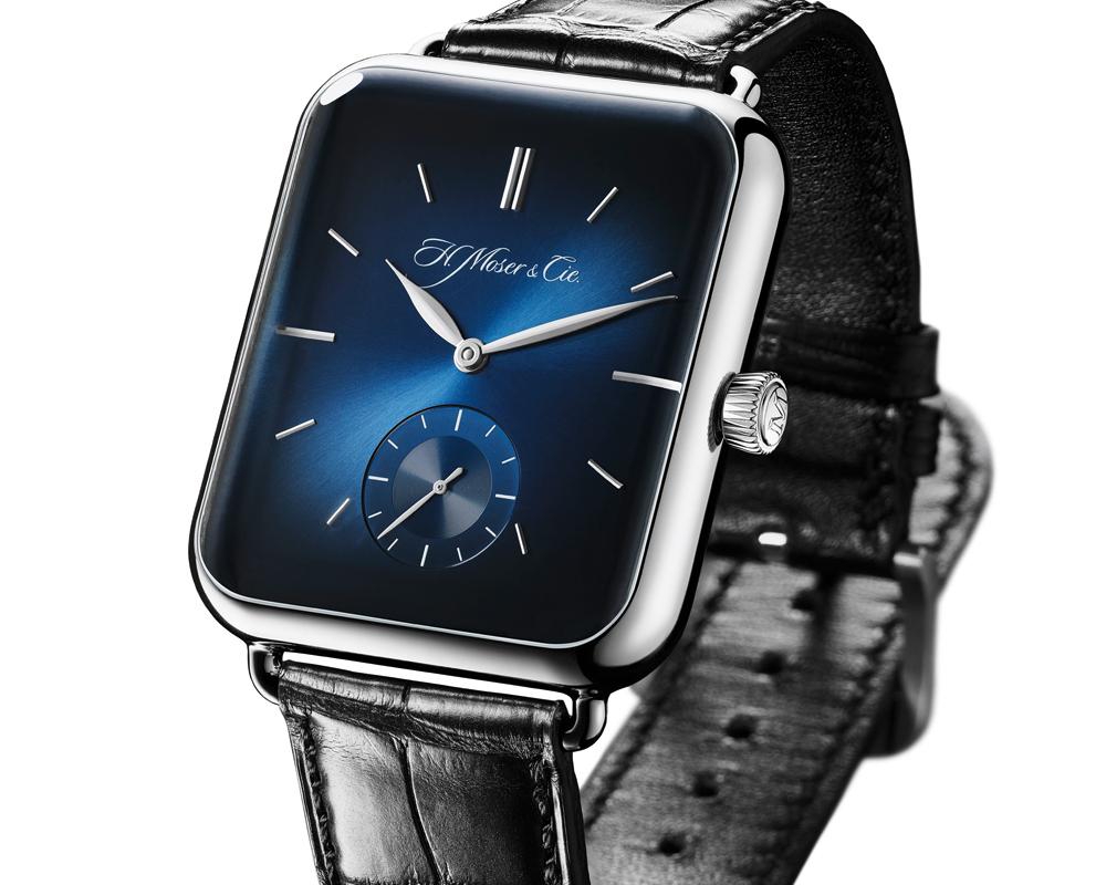 h. moser & cie. uhren uhr smartwatch smartwatches schweiz uhrenmanufaktur neuheiten