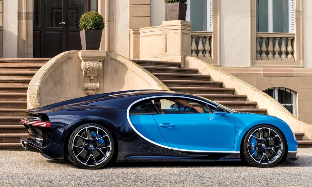 bugatti chiron sportwagen modell modelle supersportwagen autos