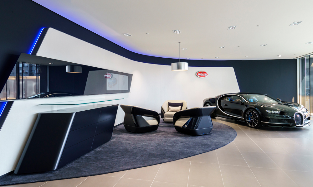 bugatti veyron chiron merchandising möbel designermöbel sportwagen bugatti-home-collection supersportwagen